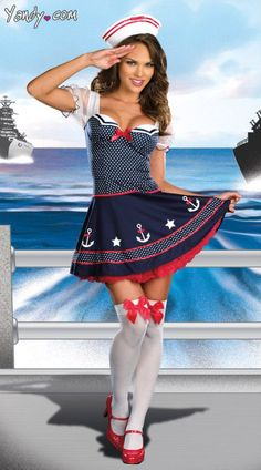 Sexy Sailor Dress Halloween Carnival Christmas Cosplay Costumes For Women Ladies Fancy Dress Party Roleplay Sexy Halloween Costumes, Halloween Dress, Halloween Carnival, Christmas Costumes, Halloween Cosplay, Sexy Party Dress, Sexy Dresses, Party Dresses, Cosplay Outfits