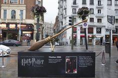 Harry Potter en Madrid - 18 Octubre a 10 Diciembre 2017 - Plaza del Callao.