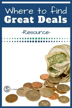 Save time and money by utilizing this to find great deals. Save Money On Groceries, Ways To Save Money, Money Tips, Money Saving Tips, Money Savers, Living On A Budget, Frugal Living Tips, Frugal Tips, Dave Ramsey Envelope System