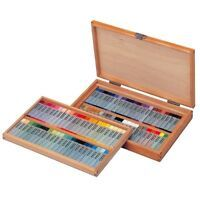 Sakura Color pastel specialist 85 colors 88 present Oil Pastel Colours, Oil Pastels, Colour Dictionary, Artist Pencils, Scratch Art, Sakura, Commercial Art, French Artists, Wood Boxes