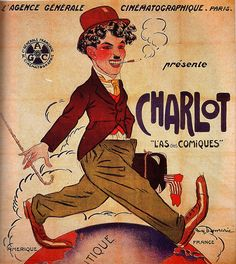 Old poster-1917 Char