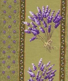 Isn't this fabric pretty?