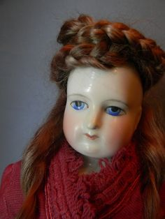 Rohmer China Fashion doll 14