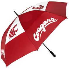 Washington State Cougars NCAA Golf Umbrella 62