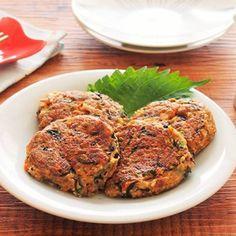 【PR】人気のイワシ缶で作るヘルシーな作り置き!アレンジも楽しめて便利! Tandoori Chicken, Salmon Burgers, Ethnic Recipes, Crafts, Food, Manualidades, Essen, Meals, Handmade Crafts