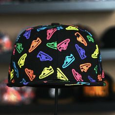 ab52dbd8e1d Sneakers Snapback Men Women Bboy Hats Adjustable Korean Fashion Cap Style S-056   Sneakers  NewSneakersSnapback