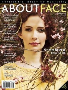 Bitsie Tulloch for About Face