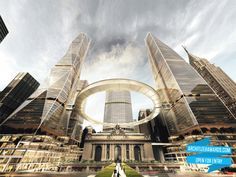 Architizer Blog » The City In Motion: Architecture + Mobility