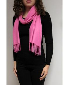 Product No: 1587BB This is a unique pink #Warm #Cashmere #Scarf on #Sale at #YoursElegantly. - an affordable warm cashmere scarf that is unisex and makes a unique gift too. Shop solid cashmere scarves in many colors for fall winter & spring with the 50% -70% off sale and a gift special.  #CashmereScarf #CashmereScarves #WarmScarves #CashmereShawls #CashmereWraps