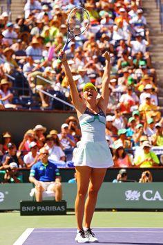 Maria Sharapova #tennis #tenis @JugamosTenis
