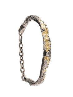 Tobias Wistisen textured bracelet