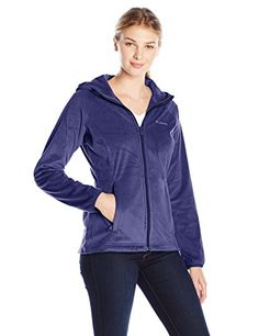 Women's Athletic Jackets - Columbia Womens Cozy Cove Full Zip Hoodie -- More info could be found at the image url.