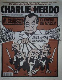 Charlie Hebdo - # 204 - 15 Mai 1996 - Couverture : Cabu
