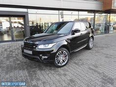 Land Rover Range Rover Sport 5 Lat Gwarancji Fabrycznej! (7660) Wyprzedaż rocznika w ASO
