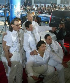 rammstein in fat suits