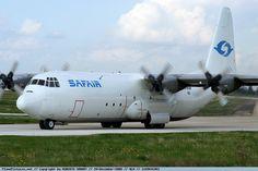 Safair Lockheed C-130 Hercules ZS-RSF