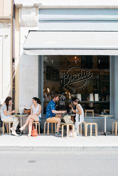 Birdie Coffee in Geneva, Switzerland