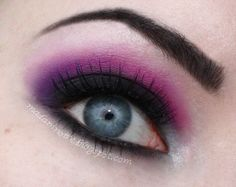 Poisonous pink by MadamNoire on Makeup Geek