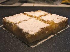 Popty Patagonia Bakehouse Lemon Squares