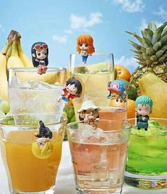 Trafalgar One Piece Ochatomo Tea Time 2-Inch Mini-Figure