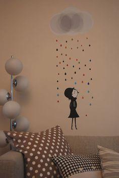 Vinilos infantiles de Blanca Gomez, un universo lleno de poesía   EntreChiquitines