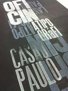 typographme:  Gravura Tipográfica