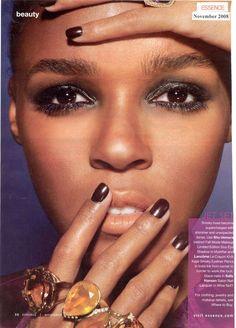 Janelle Monae - Essence Magazine
