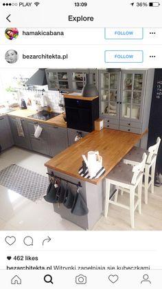 Office Desk, Corner Desk, Storage, Kitchen, Furniture, Home Decor, Space, Interiors, Corner Table