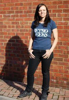 Retro Geeks Vintage Wash T-Shirt Geeks, Neck T Shirt, Crew Neck, Geek Stuff, Retro, Shirts, Vintage, Tops, Women