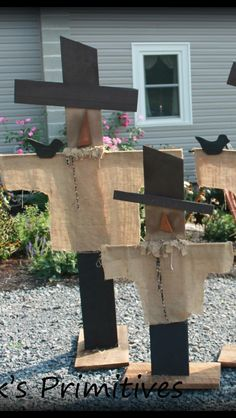 31 Pallet Creations for Fall