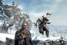 imagenes epicas de assassins creed | ... imágenes filtradas de Assassin's Creed III | El Séptimo Bit