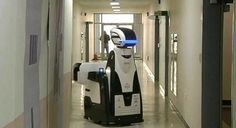 South Korea tests world's first robot prison guard