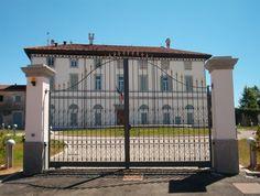 Villa Oliva Gate, Cassano Magnago (Italy)