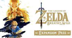 Bildresultat för the legend of zelda breath of the wild dlc