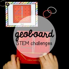 The Stem Laboratory - Addictively fun STEM activities for kids! Quiet Time Activities, Steam Activities, Montessori Activities, What Is Stem, Stem Science, Science Experiments, Stem Challenges, Worksheets For Kids, Task Cards