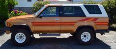 Toyota Hilux Surf 1986