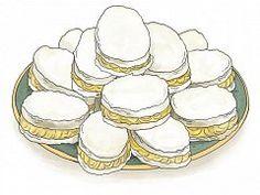 Recepty — Peče celá země — Česká televize Sweet Recipes, Barware, Food And Drink, Cooking Recipes, Treats, Plates, Tableware, Sweet Like Candy, Licence Plates