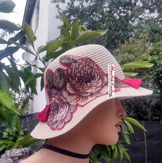 Krem Rengi Aplik Şapka - YS100517   Otantik Kadın, Otantik Giysiler, Elbiseler,Bohem giyim, Etnik Giysiler, Kıyafetler, Pançolar, kışlık Şalvarlar, Şalvarlar,Etekler, Çantalar,şapka,Takılar