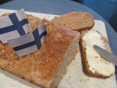 How to Make Finnish Rye Bread - Suomalainen Ruisleipä - A Rye Bread Recipe