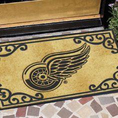 NHL - Detroit Red Wings Door Mat
