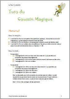 TutoCoussinMagique