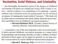 Vaccination Warning - Immunization Side Effects: Injury or Death