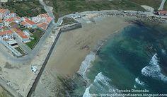 A Terceira Dimensão - Fotografia Aérea: Praia da Gambôa