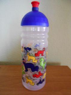 Die richtige Trinkflasche für den Kindergarten oder Schule  Für den Ausflug oder Garten  https://www.utasstuebchen.de/2016/12/29/isybe/