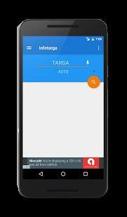 Infotarga- miniatura screenshot