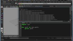 Maya/Python: The basics of using python scripts in Maya (Pt 2) by zeth willie. Two parter that covers some of the basics of python in maya for those who have a bit less technical experience . . .