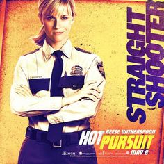 The most gorgeous straight shooter!!!  #HotPursuit