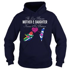 Mother Daughter - South Africa - Israel hoodies and t shirts