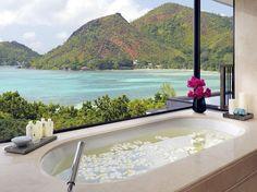 Raffles Seychelles - Luxuriy Villa Resort im Herzen der Seychellen