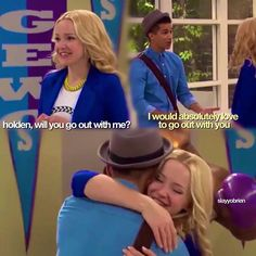 Liv and maddie are liv and holden dating